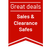 Sale & Clearence Safes