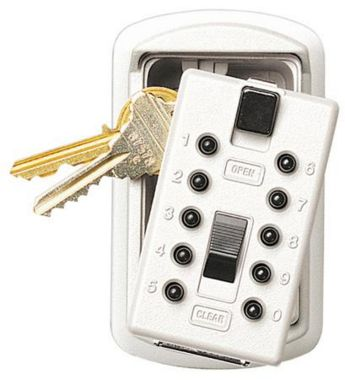 Kidde S6 Keysafe White