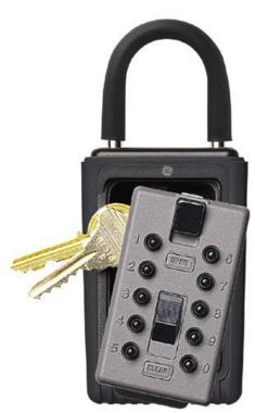 Kidde C3 Portable Pushbutton Keysafe