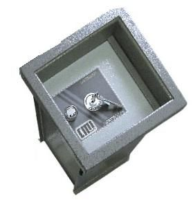 CMI Lockdown In Floor Safe LCD-K