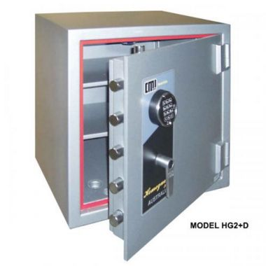 CMI Homeguard Security Safe HG2+D