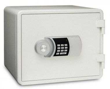 Locktech Safe M020 White