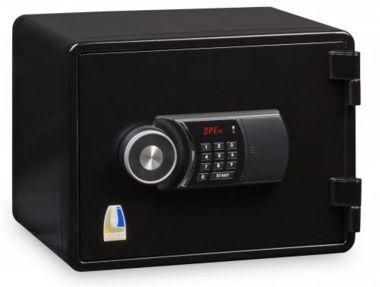 Locktech Digital Home Safe M015 Black