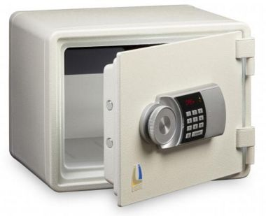 Locktech Digital Home Safe M015 White