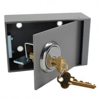 ADI Security Key Box Hinged with 201 Cylinder