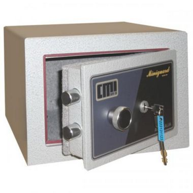 CMI Miniguard Security Safe MG2K KEY LOCK