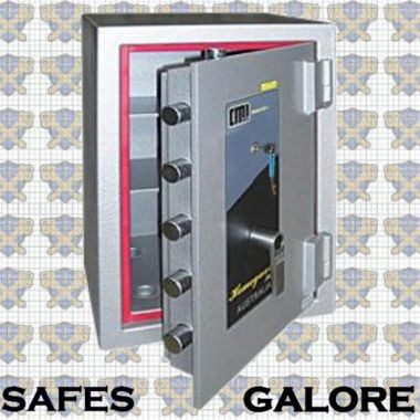 CMI Homeguard Security Safe HG1+K KEY LOCK