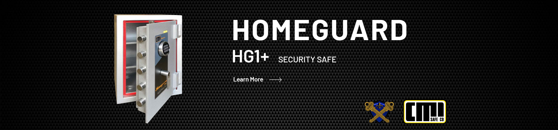 View the Homeguard Plus 1 Home Office Safe